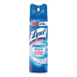 Lysol Bathroom Cleaner, Island Breeze Scent, Foam, 24 oz. Aerosol Can