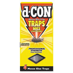 d-Con® Mouse Glue Trap, Plastic