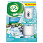 Air Wick Freshmatic Ultra Starter Kit, Fresh Water