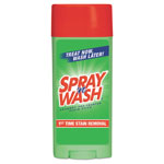 Spray 'N Wash® Pre-Treat Stain Stick, White, 3 oz, 6 per Carton