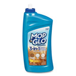 Mop & Glo Triple Action Floor Cleaner, Fresh Citrus Scent, 32 oz Bottle
