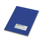 Rediform Chemistry Notebook, Green Tint, 9 1/4 x 7 1/2, 60 Narrow Ruled Sheets