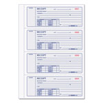 Rediform Receipt Book, 7 x 2 3/4, Triplicate with Carbons, 200 Sets/Book