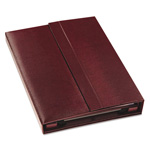 Blueline i-Pal Notes, iPad Case/Easel/Notepad Holder, Lizard, Red