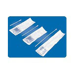 "Rochester Medical Hydrophilic Intermittent Catheter, Male, 16"", 10 Fr, Latex Free"