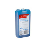 Rubbermaid Blue Ice Packs, 1.7w x 3.7d x 6.75h