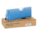 Ricoh Toner Cartridge, Type 125, for CL3000, Cyan