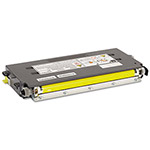 Ricoh 406120 Toner, 1500 Page-Yield, Yellow