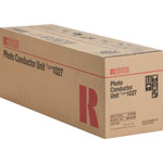 Ricoh 411018 Drum, 45,000 Page-Yield, Black