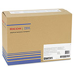 Ricoh Cyan Toner Cartridge Model 841358 Page Yield 21600