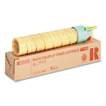 Ricoh LP Toner Cartridge, Type 145, for CL4000DN, Standard Yellow, 5,000 yield