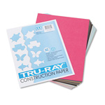 Riverside Paper Construction Paper, 9 x 12, 10 Assorted Colors, 50 Sheets per Pack