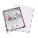 Riverside Paper Construction Paper, 9 x 12, White, 50 Sheet Pack