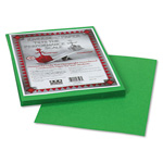 Riverside Paper Construction Paper, 9 x 12, Green, 50 Sheet Pack