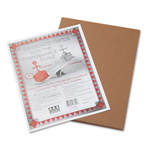 Riverside Paper Construction Paper, 9 x 12, Brown, 50 Sheet Pack