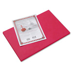 Riverside Paper Construction Paper, 12 x 18, Red, 50 Sheet Pack