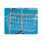 Carex Snap-On Walker Basket, Comes with Tray & Cup Insert