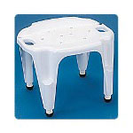Carex Adjustable Bath & Shower Seat with Exact Level System