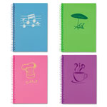 Roaring Spring Paper Lifenotes Notebook, College Rule, Assorted Covers