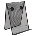 Rolodex Wire Mesh Document Holder with Magnets, Black