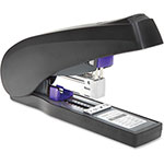 Rapesco Less Effort Stapler X5-90ps, Heavy-Duty, Gray