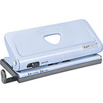 "Rapesco 6-Hole Punch, 10- Sheet, 4-3/4"" x 8-1/2"" x 1-3/10"", SR"