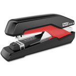 Esselte Pendaflex Supreme Omnipress SO30 Full Strip Stapler, 30-Sheet Capacity, Black/Red