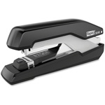 Rapid Supreme Omnipress SO60 Heavy-Duty Full Strip Stapler, 60-Sheet Cap., Black/Gray