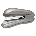 Rapid FM32 Flat Clinch Full Strip Stapler, 30-Sheet Capacity, Titanium