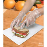 Royal   Food Service Flocked Latex Gloves, Large