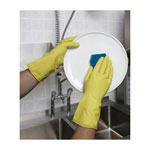 Royal   Food Service Flocked Latex Gloves, Medium