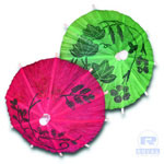 "Royal   Cocktail Parasols, 3"", Assorted"