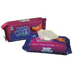 Royal   Paper RPBWSR-80 Baby Wipes Refill, Scented