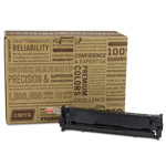 Reliance® RPTCE321A Compatible, Reman, CE321A Toner, 1300 Page-Yield, Cyan