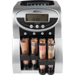 Royal Sovereign International Fast Sort FS-2D Digital Coin Sorter, Pennies Through Quarters