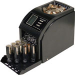Royal Sovereign International Model Fs-4Da Fast Sort Coin Sorter With Digital Readout Display