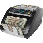 Royal Sovereign International Electric Bill Counter, 1000/Bills/Min, 12 3/8 x 9 7/8 x 6 1/2, Black/Silver
