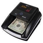 Royal Sovereign International Quick Scan Counterfeit Detector, Liquid; MICR, U.S. Currency, Black