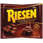 Riesen Chewy Chocolate Caramel, 9 oz, Bag