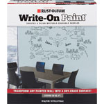 Rust-Oleum Write-On Paint, Writable/Erasable Surface, 50 sq. ft.