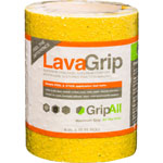"Rust-Oleum Anti-Slip Adhesive Strips, Textured, 2"" x 48"", Yellow"