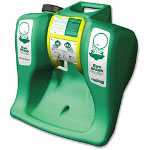 R3 Safety Portable Eyewash, 16 Gallon, Green
