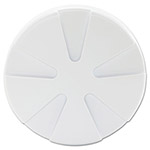 Rubbermaid Replacement Lid for Water Coolers, White
