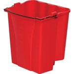 Rubbermaid Dirty Water Bucket for WaveBrake® Bucket/Wringer, 18 Quart