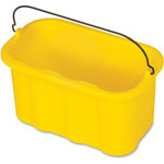 Rubbermaid 10 Quart Sanitizing Caddy, Yellow