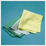 Rubbermaid Microfiber Cleaning Cloth, NULL