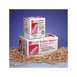 Universal Boxed Rubber Bands, Size 62, Approximately 130, 1/4 lb. Box