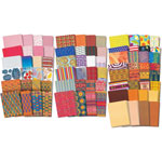 "Roylco Patterned Paper Classpack, 8-1/2"" x 11"", 250Sheets, Ast"