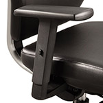 Safco Sol Task Chair Arm Kit, Black