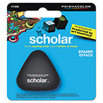 Prismacolor Triangle Shaped Scholar Pencil Eraser, Black